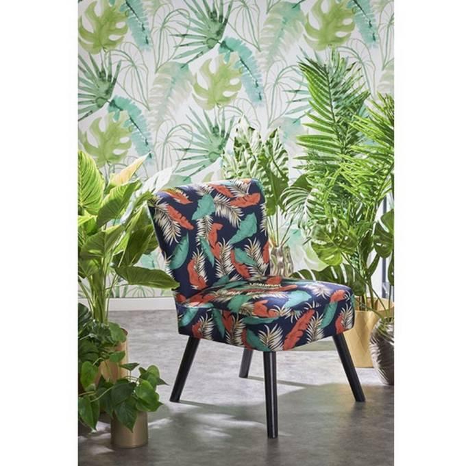 fauteuil-motif-bananier-laredoute